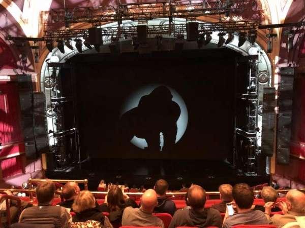 Broadway Theatre - 53rd Street, vak: FMEZZ, rij: E, stoel: 105