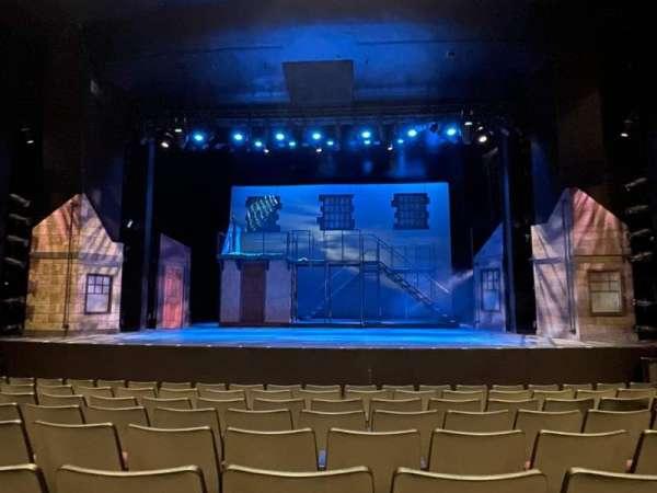 Fallon Theatre, Florida State University, vak: Orchestra, rij: E, stoel: 14