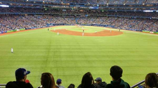 Rogers Centre, vak: 200 Level Porch