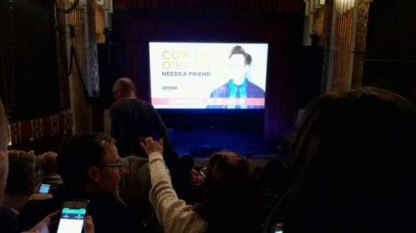 Paramount Theatre (Denver), vak: Club L, rij: G, stoel: 3
