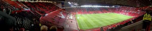 Old Trafford, vak: NE3424, rij: 31, stoel: 19