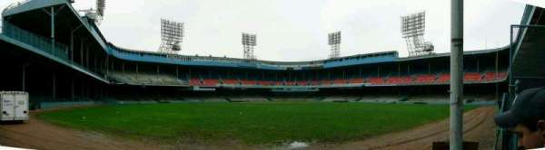 Old Tiger Stadium, vak: Lower Bleacher