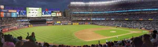 Yankee Stadium, vak: 227A, rij: 9, stoel: 10