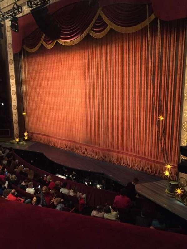Imperial Theatre, vak: Front Mezz, rij: A, stoel: 5