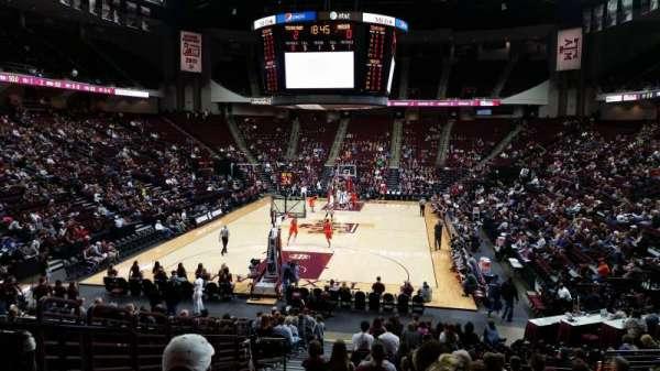 Reed Arena, vak: 127
