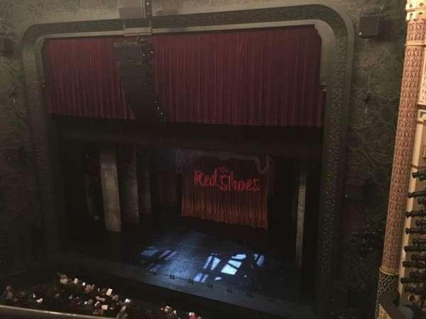 New York City Center, vak: Balcony, rij: A, stoel: 140