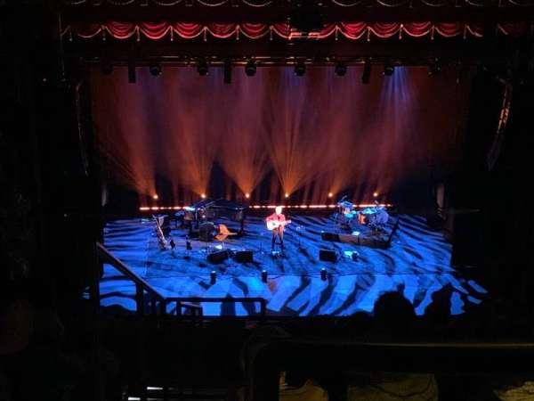 Beacon Theatre, vak: Upper Balcony C, rij: G, stoel: 101