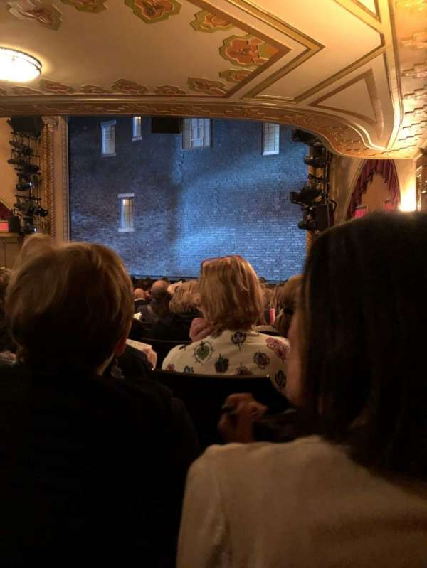John Golden Theatre, vak: Orch, rij: Q, stoel: 12