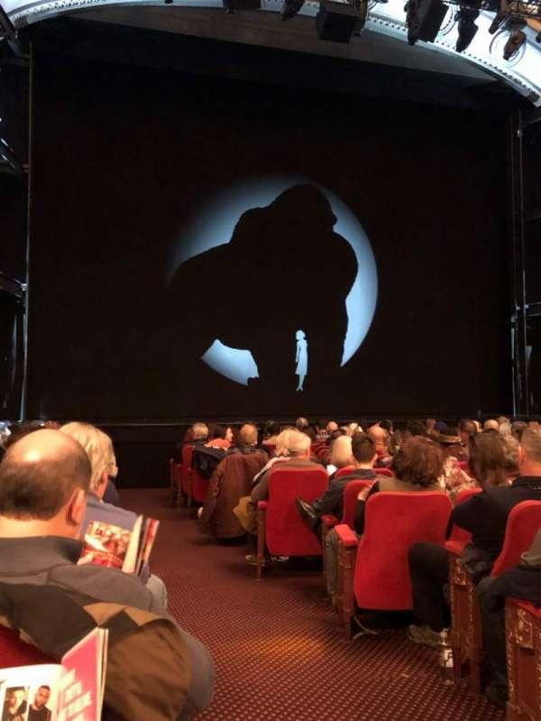 Broadway Theatre - 53rd Street, vak: Orch, rij: O, stoel: 2