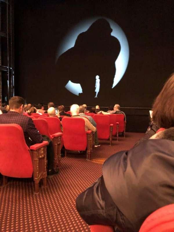 Broadway Theatre - 53rd Street, vak: Orch, rij: K, stoel: 1