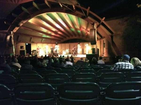Libbey Bowl, vak: Right 1, rij: J, stoel: 14