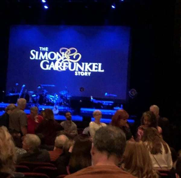 Hollywood Pantages Theatre, vak: Orchrc, rij: L, stoel: 209