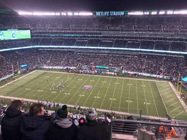 MetLife Stadium, vak: 312, rij: 14, stoel: 5