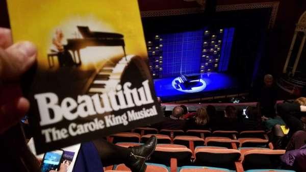 National Theatre (DC), vak: Balcony L, rij: H, stoel: 15