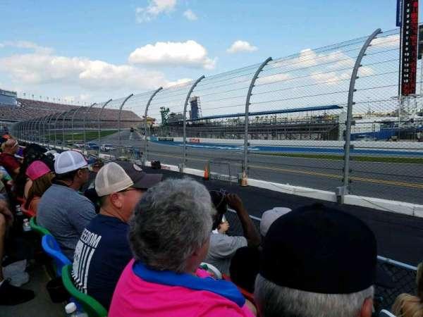 Daytona International Speedway, vak: 173, rij: 4, stoel: 1