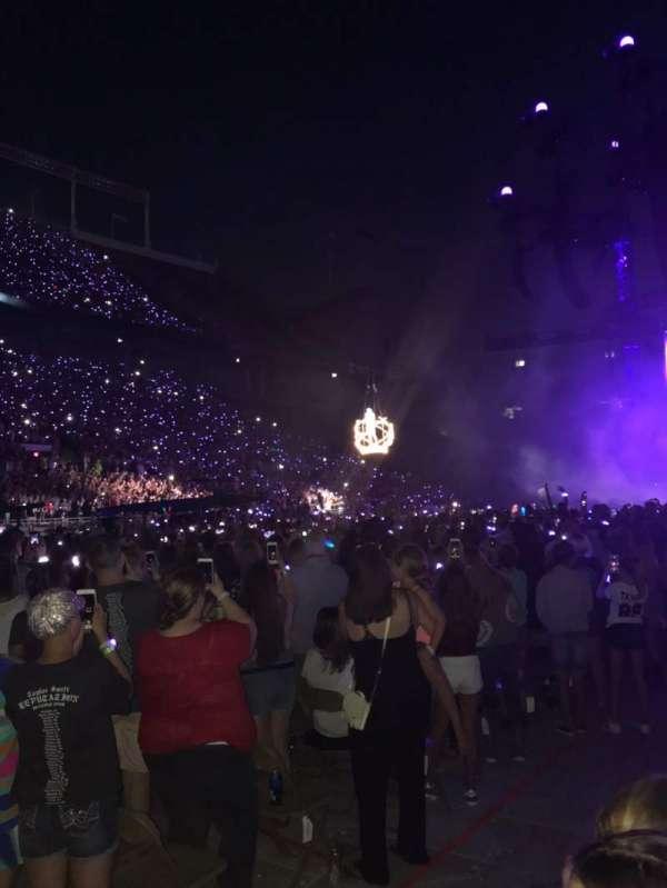 Ohio Stadium, vak: Floor E, rij: 30, stoel: 29
