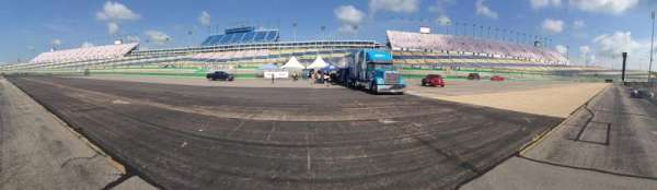 Kentucky Speedway, vak: Infield