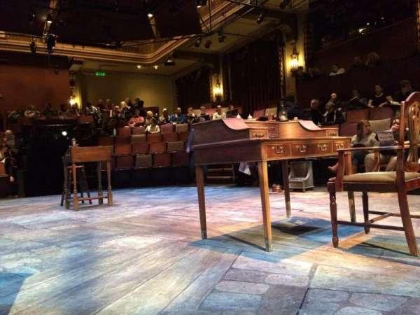 ACT Theatre, vak: C, rij: A, stoel: 4
