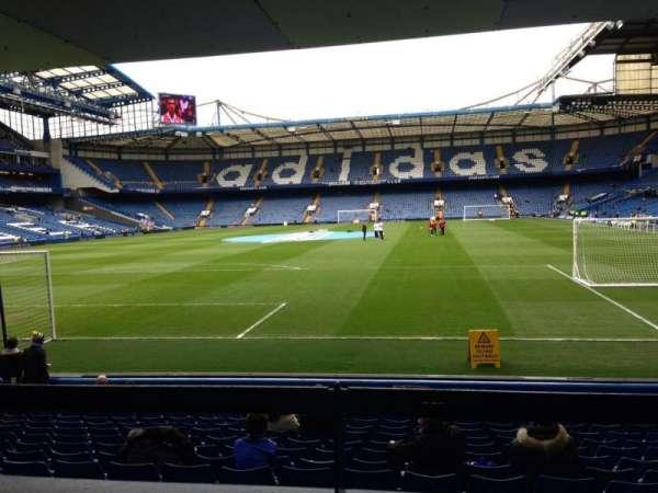 Stamford Bridge, vak: Shed End Lower 3, rij: 15, stoel: 79