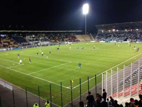 Stade De La Vallée Du Cher, vak: Parcage Visiteur, rij: Placement Li