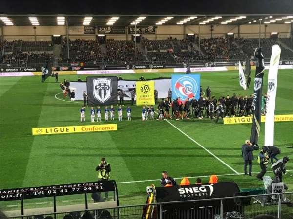 Stade Raymond Kopa, vak: Jean Bouin, rij: N, stoel: 1