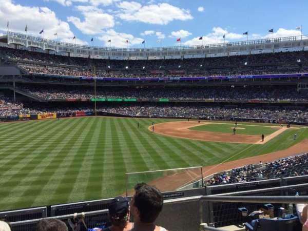 Yankee Stadium, vak: 232a, rij: 4, stoel: 2