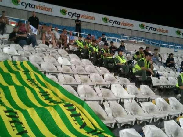 GSP Stadium, stoel: 666