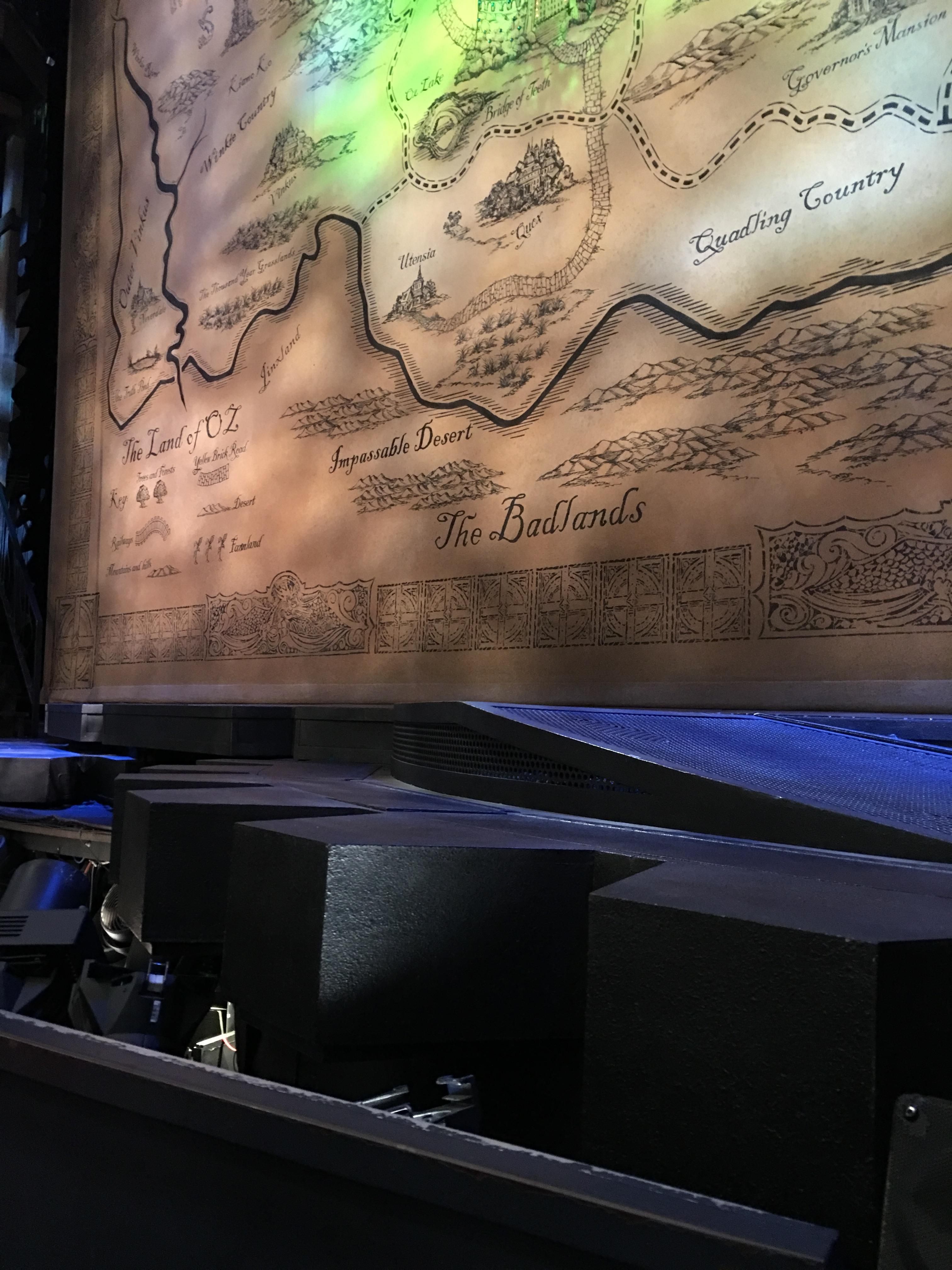 Gershwin Theatre Vak Orchestra C Rij BB Stoel 116