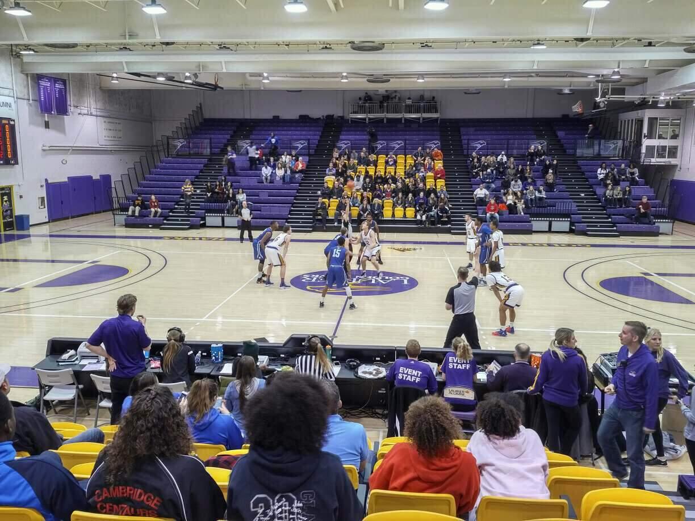 Golden Hawks Athletic Complex Vak GA