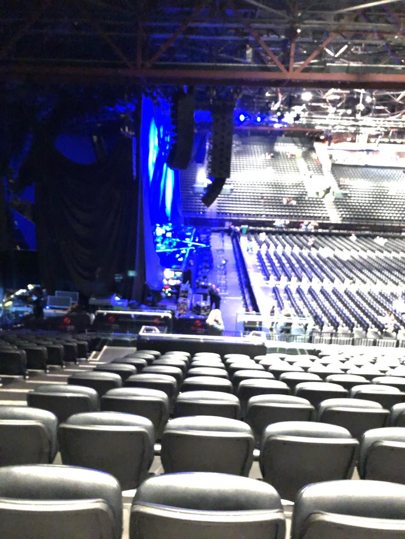 Resorts World Arena Vak 16 Rij W Stoel 516