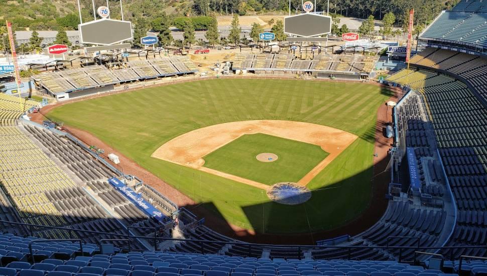 Dodger Stadium,