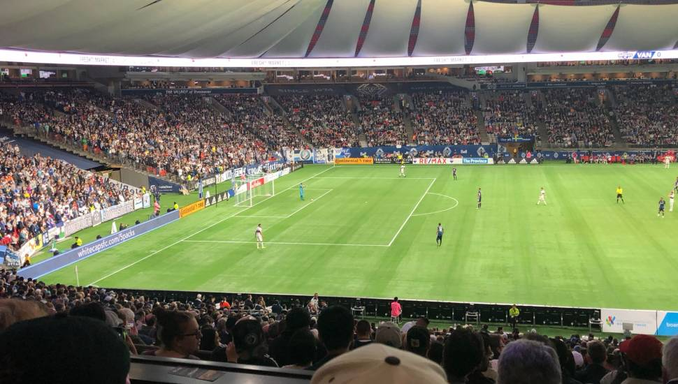 BC Place,  Vak <strong>117</strong>, Rij <strong>31</strong>, Stoel <strong>9</strong>