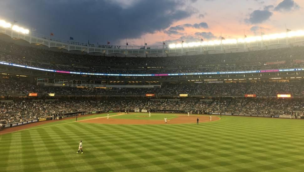 Yankee Stadium,  Vak <strong>GA</strong>