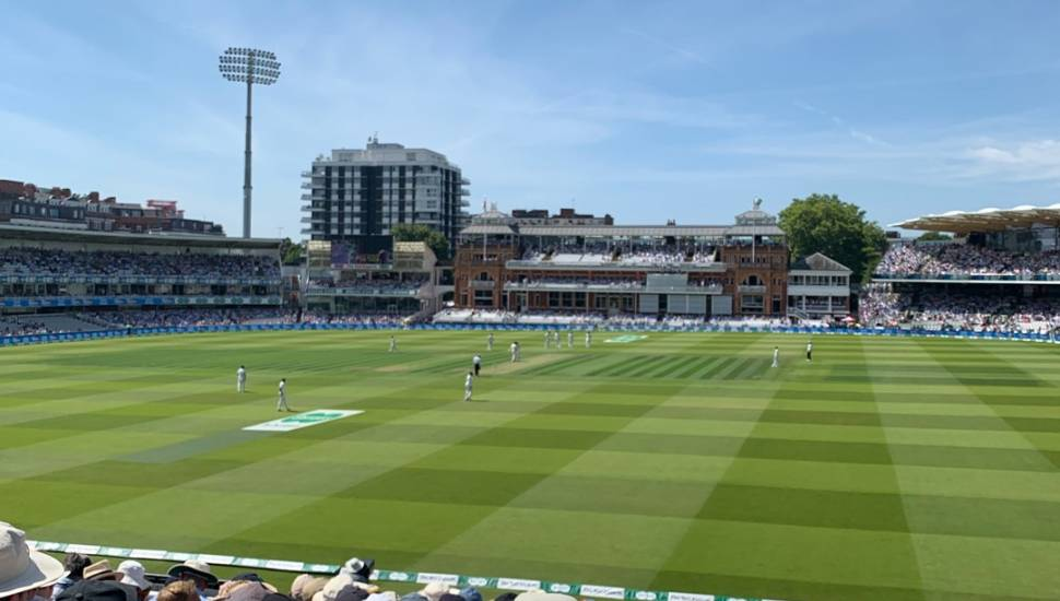 Lord's Cricket Ground,  Vak <strong>24</strong>, Rij <strong>6</strong>, Stoel <strong>23</strong>