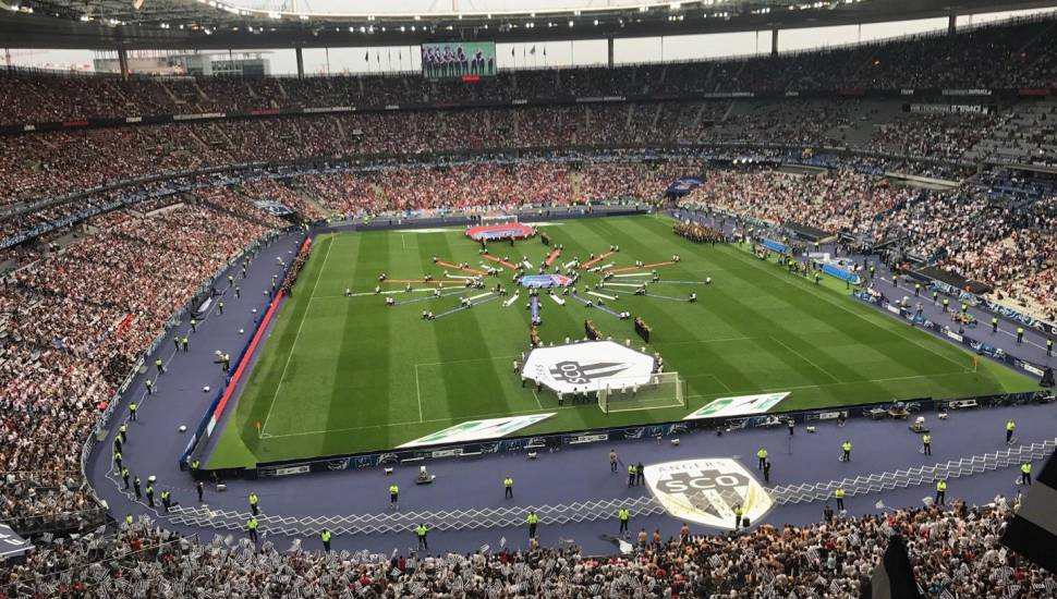 Stade de France,  Vak <strong>5</strong>, Rij <strong>5</strong>, Stoel <strong>31</strong>