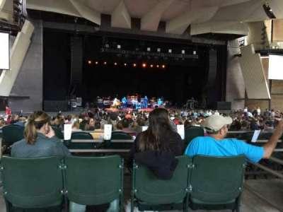 Saratoga Performing Arts Center, vak: 19, rij: AA, stoel: 7