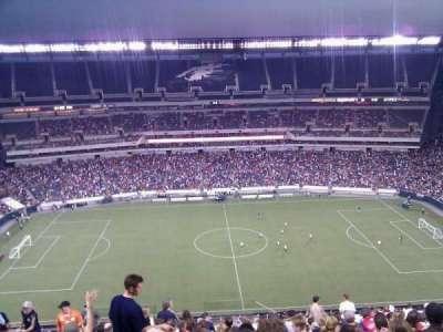 Lincoln Financial Field, vak: 225, rij: 23, stoel: 34