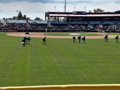 Scottsdale Stadium, vak: Lawn