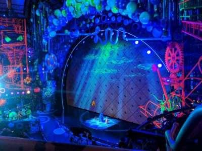 Palace Theatre (Broadway), vak: Right Mezz, rij: AA, stoel: 20