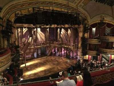 Richard Rodgers Theatre, vak: FMEZZ, rij: D, stoel: 25