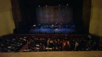 F.M. Kirby Center, vak: Centet Mezzanine, rij: A, stoel: 101