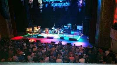 Capitol Theatre (Port Chester), vak: Loge Right Center, rij: AA, stoel: 126