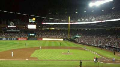 Turner Field, vak: 212, rij: 5, stoel: 6