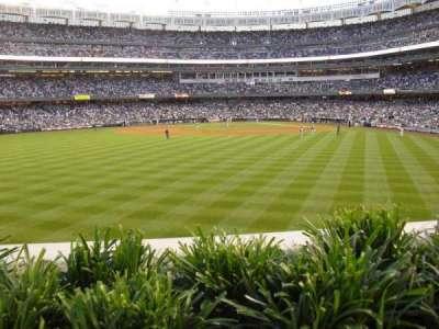 Yankee Stadium, vak: 238, rij: 1
