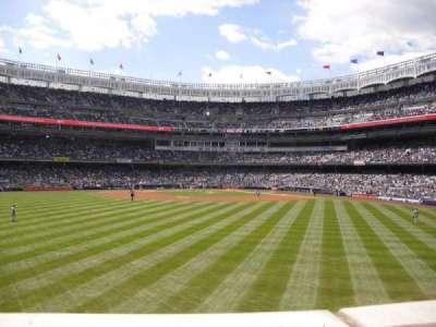 Yankee Stadium, vak: 238, rij: 1, stoel: 23