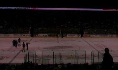 Intrust Bank Arena, vak: 103, rij: T, stoel: 11