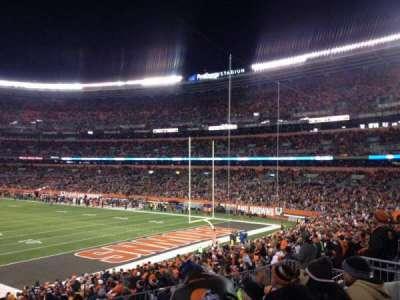 FirstEnergy Stadium, vak: 117, rij: 27, stoel: 8