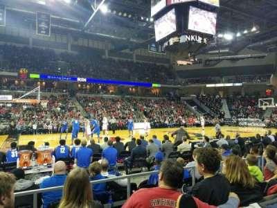 BB&T Arena vak 103
