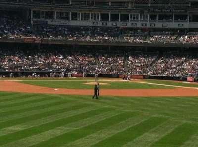 Yankee Stadium, vak: 238, rij: 1, stoel: 11