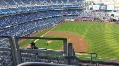 Yankee Stadium, vak: 414, rij: 7, stoel: 26